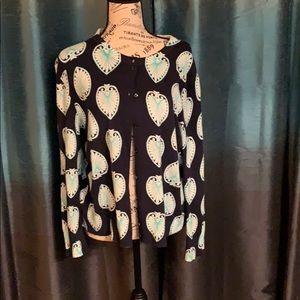 Crown & Ivy cardigan size XL